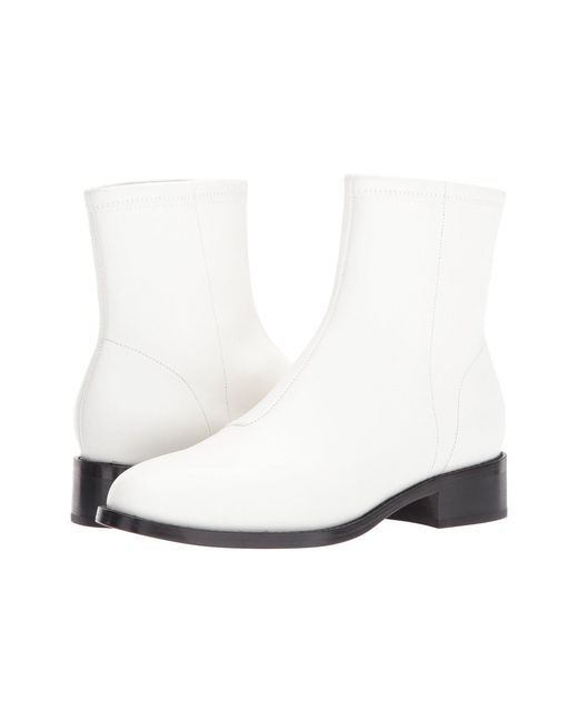 Opening Ceremony - White Dani Flat Boot - Lyst