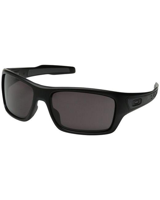 Oakley - Turbine (black Ink/sapphire Iridium) Sport Sunglasses for Men - Lyst