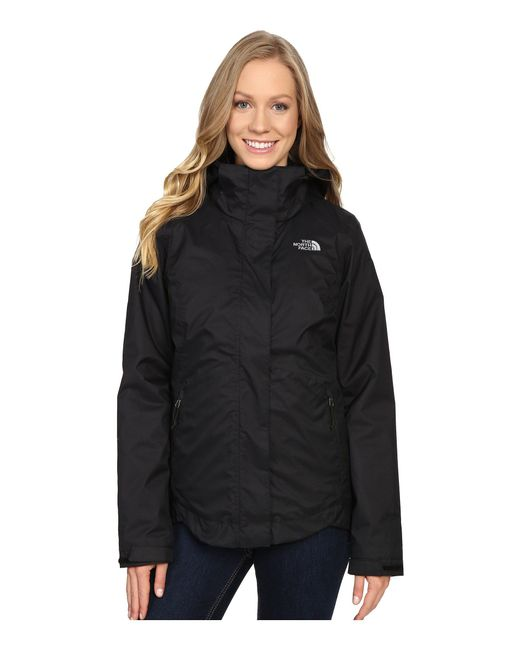 The North Face - Mossbud Swirl Triclimate(r) Jacket (tnf Black (prior Season)) Women's Coat - Lyst