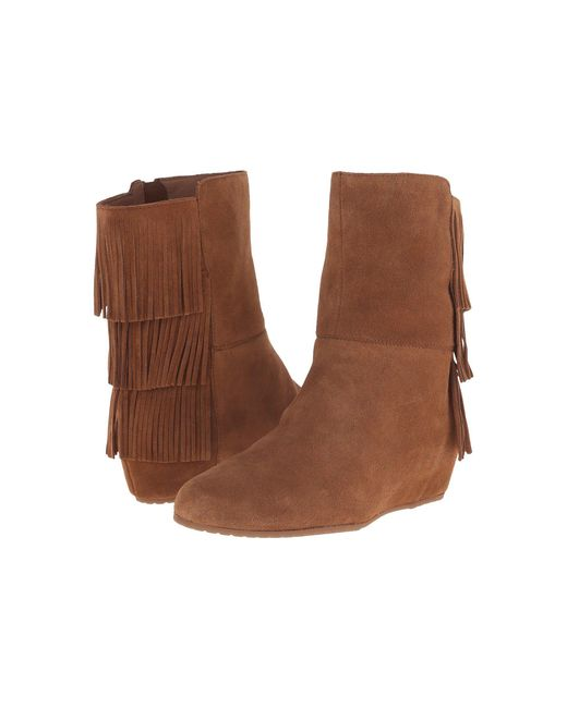 Isola - Brown Tricia (whiskey) Women's Boots - Lyst