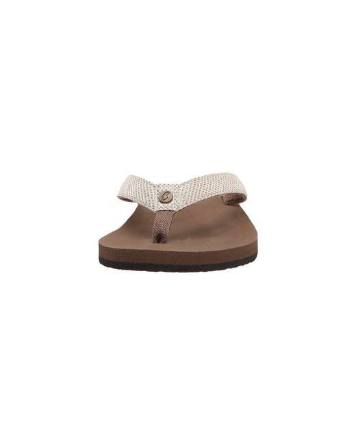 268908995695e ... Cobian - Brown Fiesta Skinny Bounce (tan) Women s Sandals - Lyst