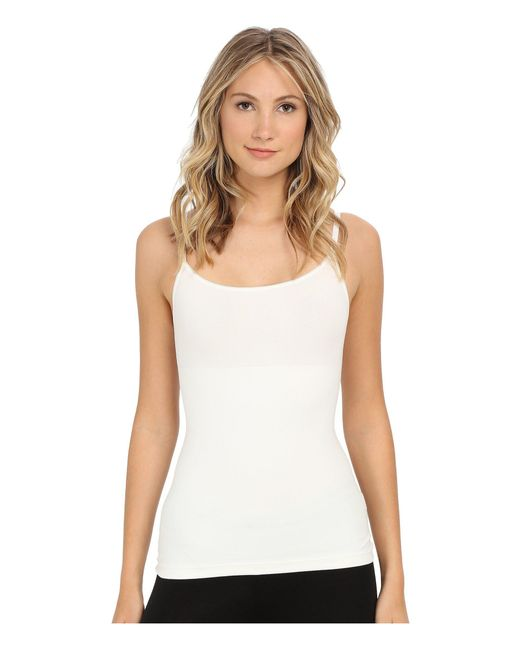 Spanx - White In And Out Camisole - Lyst