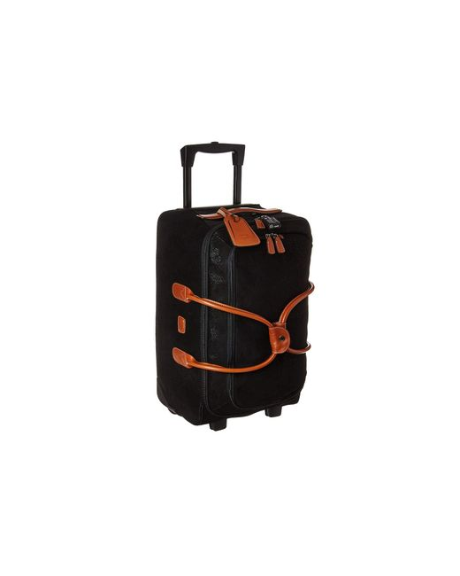 06a4c21e66 Lyst - Bric s Life - 21 Rolling Cabin Duffel (black) Duffel Bags in ...