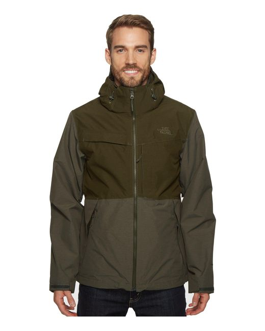 The North Face | Green Condor Triclimate Jacket for Men | Lyst