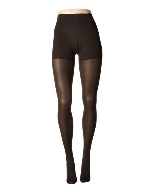 Wolford - Velvet De Luxe 66 Control Top Tights (black) Fishnet Hose - Lyst