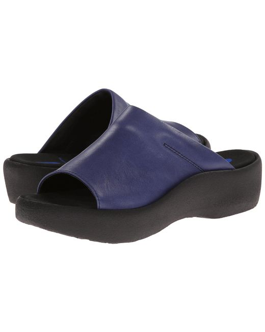 Wolky - Black Nassau (white) Women's Sandals - Lyst