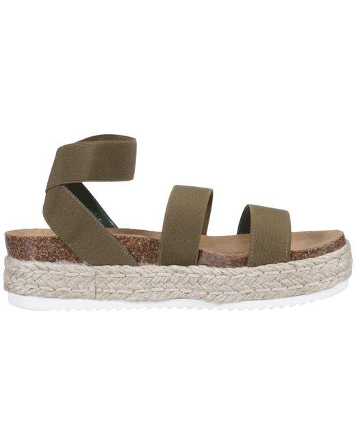 c17426bab97 ... Steve Madden - Green Kimmie Espadrille Sandal (blue) Women s Shoes ...