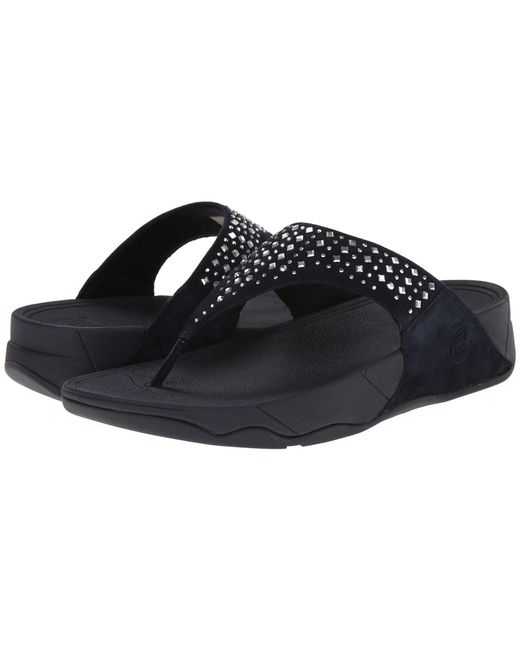 Fitflop - Blue Novy - Lyst