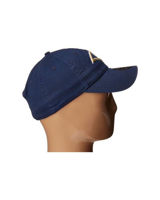 competitive price 38e13 9c8ff ... KTZ - Los Angeles Rams 9twenty Core (blue) Baseball Caps for Men - Lyst  ...