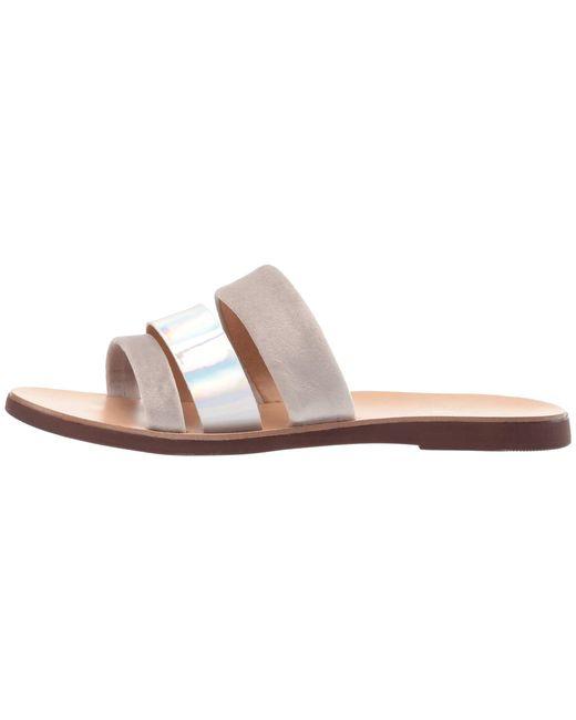8e52b31d61af ... Massimo Matteo - Multicolor 3 Band Sandal 19 (gris) Women s Sandals ...
