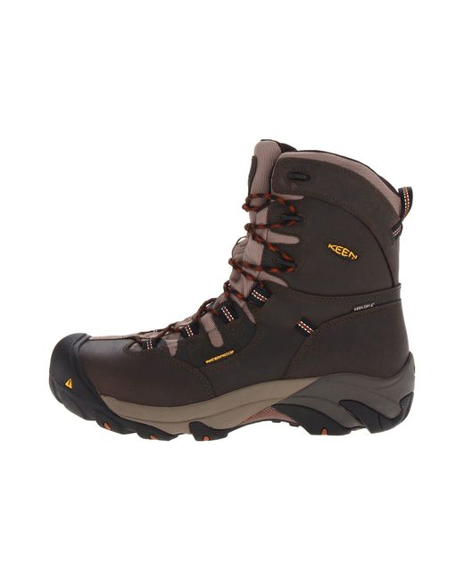 Lyst Keen Utility Mt Vernon Mid Soft Toe Cascade Brown