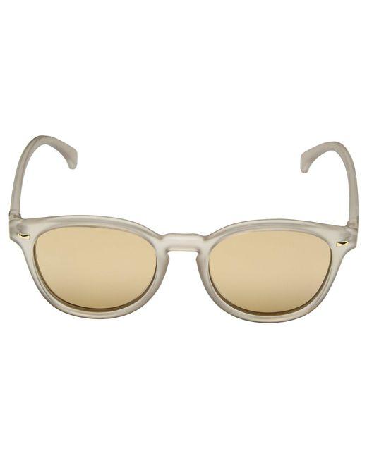 3063abade3 ... Le Specs - Multicolor Bandwagon (raw Sugar) Fashion Sunglasses - Lyst  ...