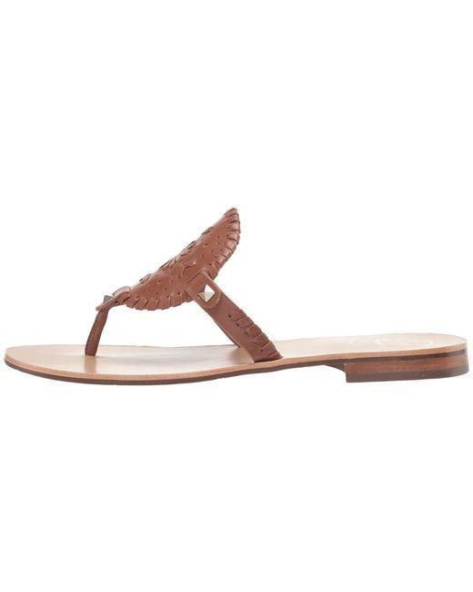367d7cfe69e1 ... Lyst Jack Rogers - Multicolor Georgica Sandal (platinum) Women s Sandals  ...