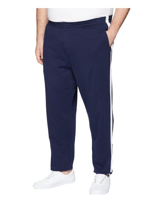 Polo Ralph Lauren - Blue Big & Tall Interlock Jogger Pants for Men - Lyst
