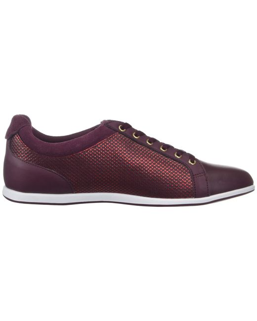3222d9378 Lyst - Lacoste Rey 418 1 (navy gold) Women s Shoes in Purple - Save 9%
