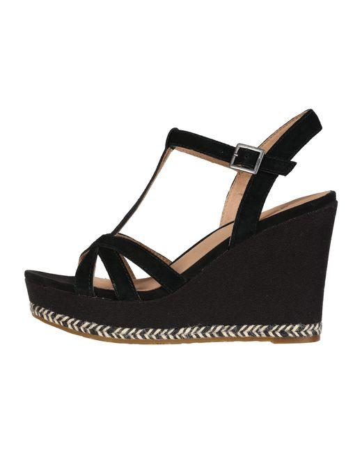 b1b52c0c29e Lyst - UGG Melissa (gold) Women's Sandals in Black