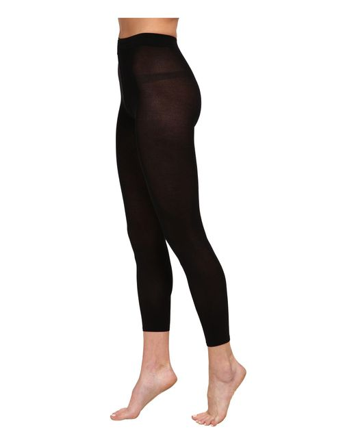 Falke - Cotton Touch Leggings (black) Hose - Lyst