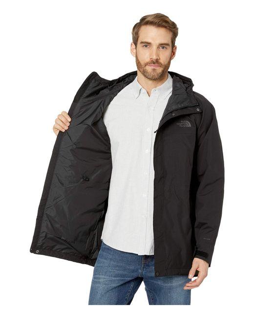 e235bc74eb96d ... The North Face - City Breeze Rain Parka (tnf Black) Men s Coat for Men