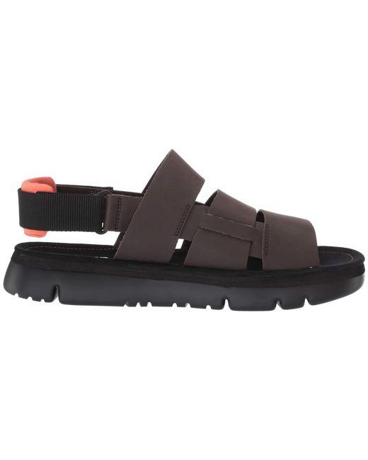 e5089df830f4 ... Camper - Oruga Sandal - K100470 (dark Brown 1) Men s Shoes for Men ...