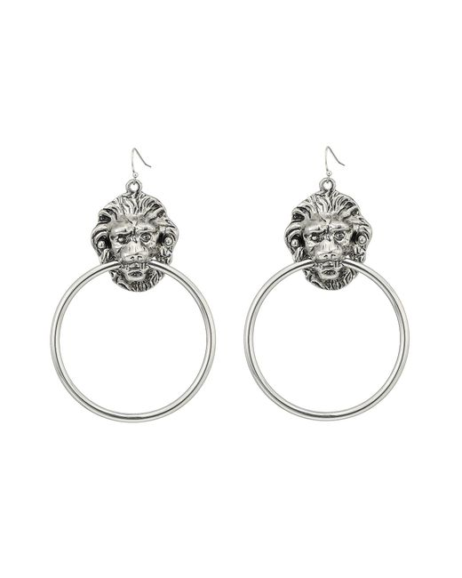 Vanessa Mooney | Metallic The Vandal Earrings | Lyst