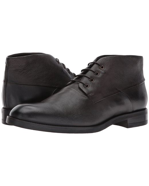 John Varvatos - Brown Jacob Chukka for Men - Lyst