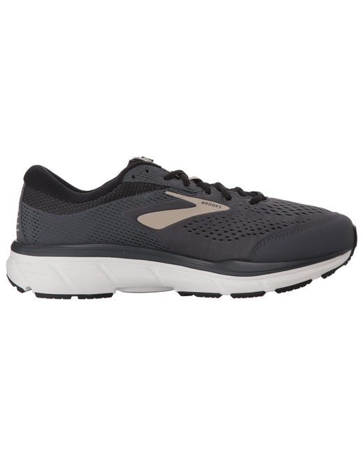 147a1d499fb Lyst - Brooks Dyad 10 (grey black tan) Men s Running Shoes in Black ...