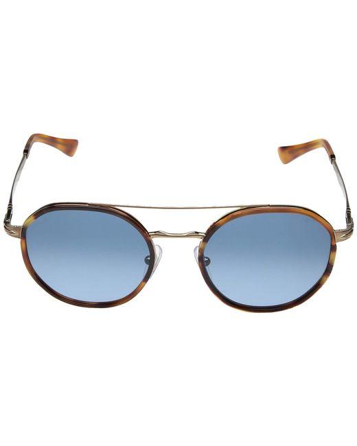 1e9cf334ffe97 Lyst - Persol 0po2456s (brown azure Gradient Blue) Fashion ...