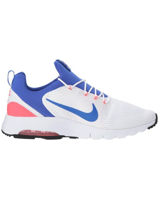 ... Nike - Blue Air Max Motion Racer for Men - Lyst ...