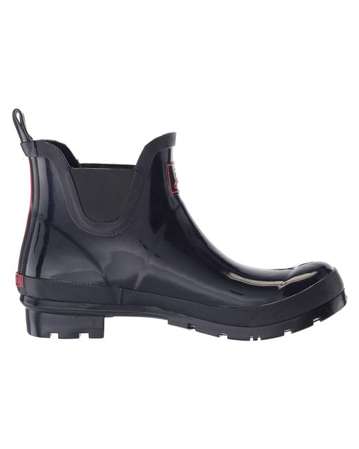 edea7e28f94 ... Lyst Joules - Blue Glossy (french Navy) Women s Rain Boots ...