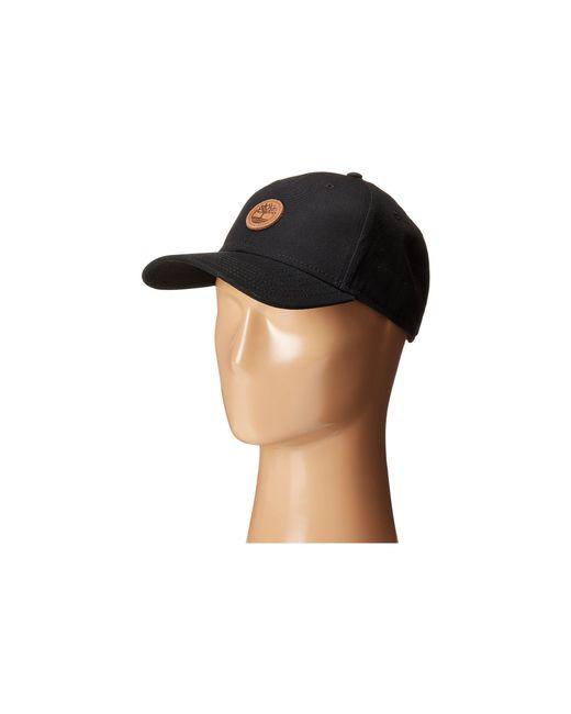 Timberland - Black Th340016 Baseball Cap for Men - Lyst
