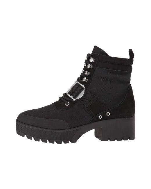 8a0e13f87c1 ... Steve Madden - Grady Hiker Boot (black Multi) Women s Lace-up Boots ...