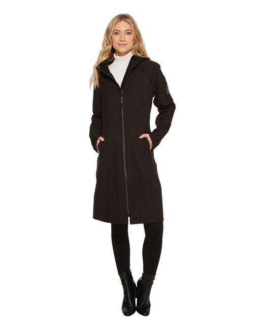 Ilse Jacobsen - Long Coat (black) Women's Coat - Lyst