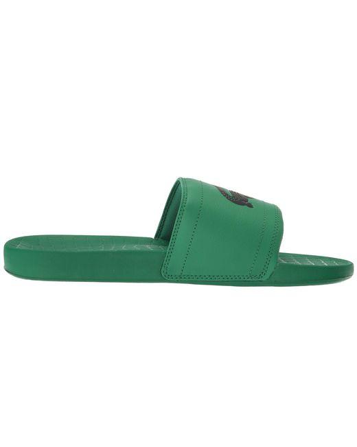 4e084cc5bf08 Lyst - Lacoste Fraisier 118 1 Us (green black) Men s Shoes in Green ...