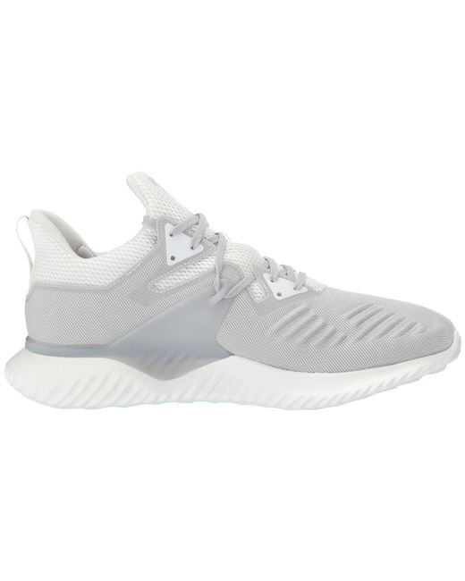 huge selection of 0d0e1 b518f ... Adidas Originals - Alphabounce Beyond 2 (grey Twofootwear Whitehi-res  ...