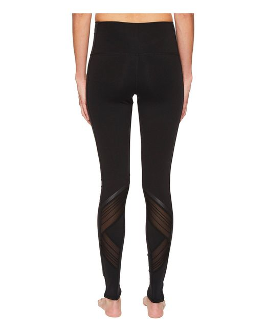 543c5625372ce8 Alo Yoga Ultimate High Waist Leggings in Black - Save 30% - Lyst