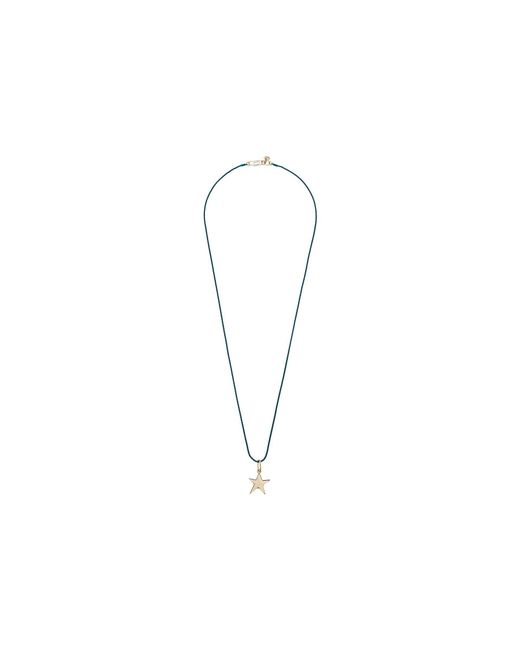 French Connection - Metallic Star Pendant Necklace 30 (teal) Necklace - Lyst