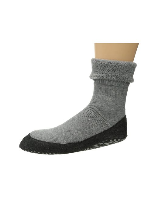 Falke | Gray Cosyshoe for Men | Lyst