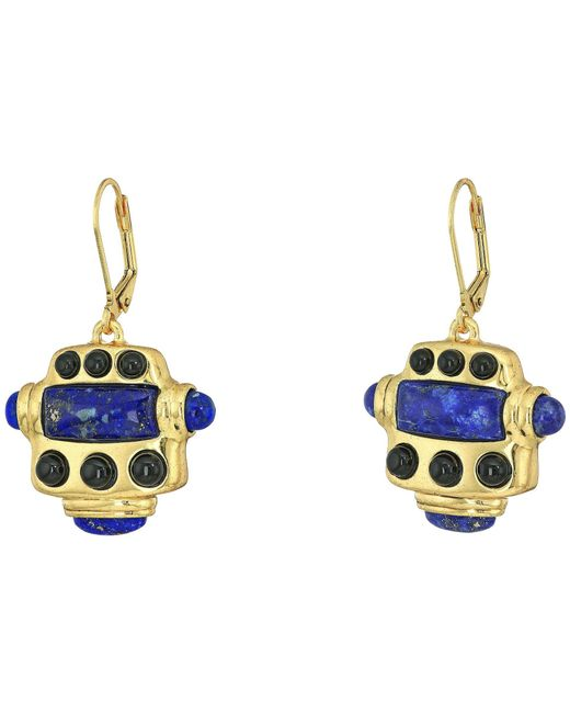 House of Harlow 1960   Multicolor Ulli Statement Earrings   Lyst