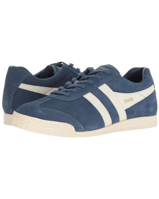 30fed85ba51d Harrier Shoes Blue Lyst Gola In caramelbaltic Women s qTwnO4Hw7
