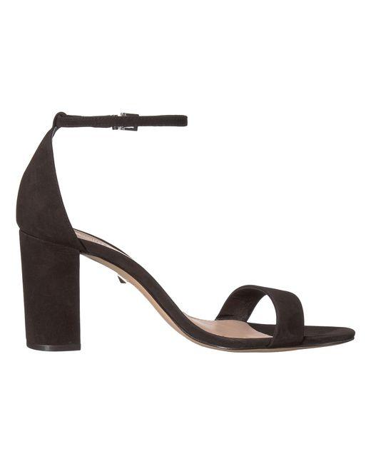 e2b1b5c0a027 Lyst - Schutz Anna Lee (black) Women s Dress Sandals in Black