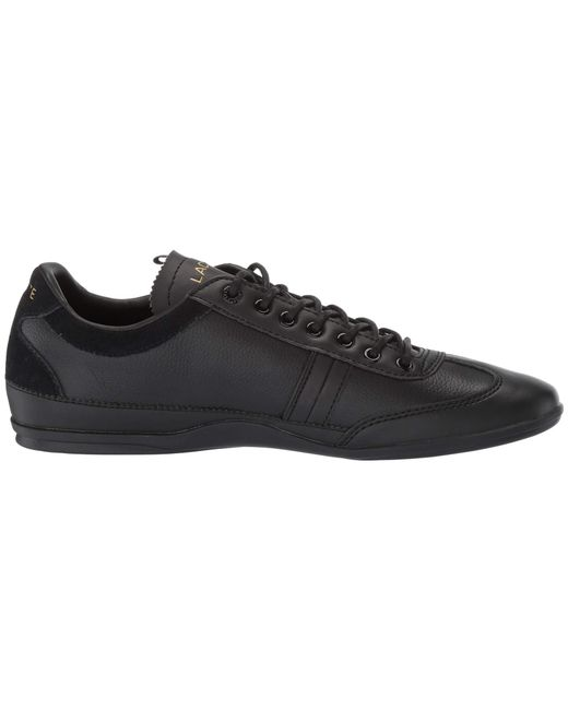 6c0cda3ea Lyst - Lacoste Misano 119 2 U Cma (black black) Men s Shoes in Black ...