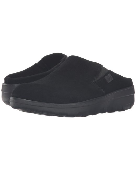 FitFlopLoaff Suede Clogs qVCApK