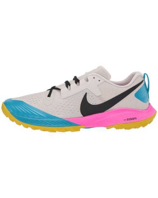 1e477f3ba470 ... Nike - Gray Air Zoom Terra Kiger 5 (light Orewood Brown black pink ...