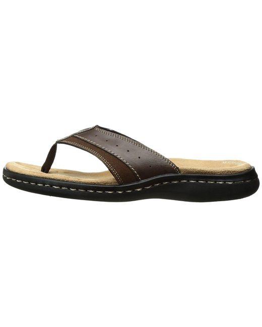 1c66a5adb ... Lyst Dockers - Multicolor Laguna Thong Sandal (briar) Men s Shoes for  Men ...