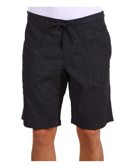 Prana - Sutra Short (black) Men's Shorts for Men - Lyst