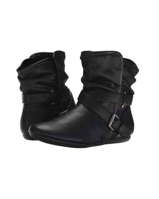 Report - Edelo (black) Women's Boots - Lyst