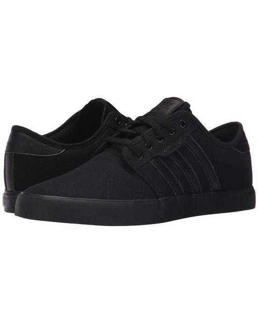 info for 5d9f0 2a591 Adidas Originals - Seeley (trace Khakiblackwhite) Mens Skate Shoes for  ...