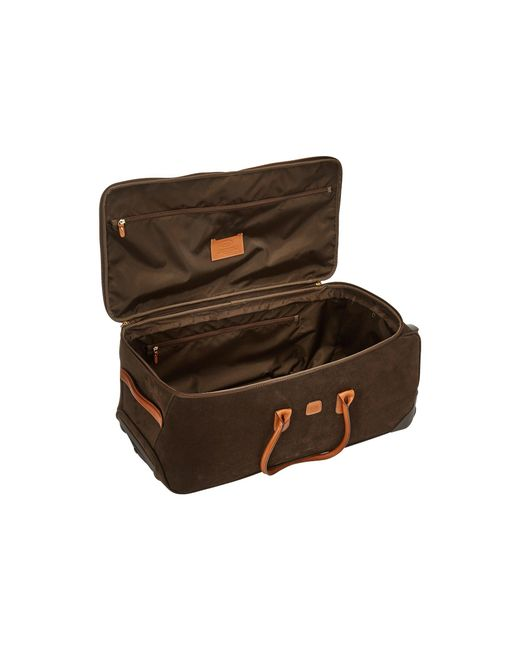 79c881d66a ... Bric s - Multicolor Life - 28 Rolling Duffel (black) Duffel Bags for Men  ...
