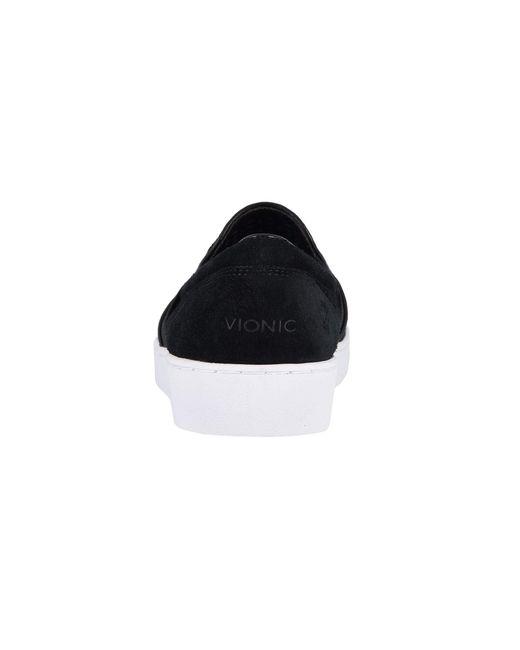f54615ab211 Lyst - Vionic Kani (black) Women s Slip On Shoes in Black