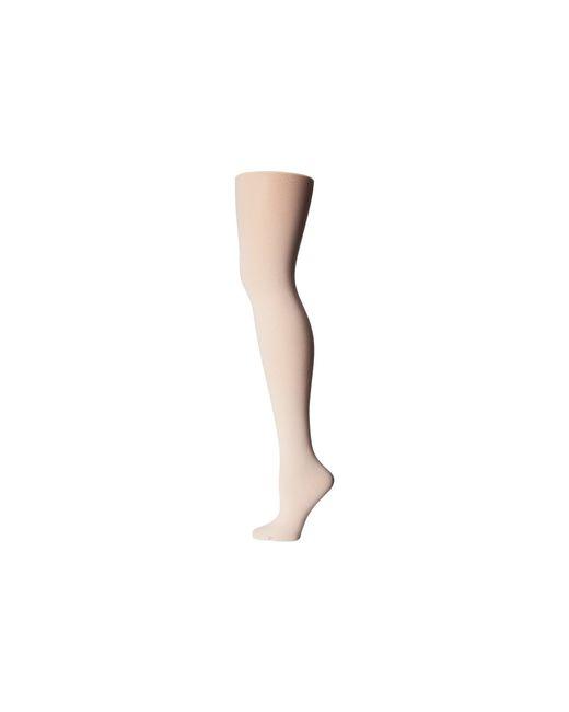 Bloch - Pink Footed Tight (light Tan) Hose - Lyst